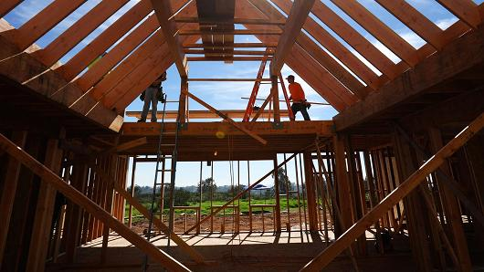 US housing starts total 1.29M in Feb vs. 1.26M starts expected