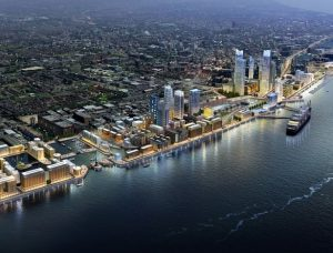 New Liverpool Waters tower plan revealed