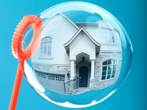 Make no mistake, the Toronto real estate market is in a bubble of historic proportions