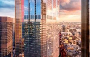 Axa's top real estate boss talks London strengths and why she's building the tallest building in the City