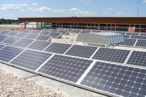 Commercial real estate colossus shows off green innovations