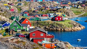 Chinese investment may help Greenland become independent from Denmark