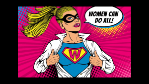 Satoshi Nakamoto is a Female: Women in the Cryptocurrency Industry