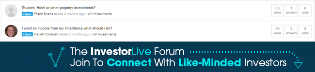 the investor live forum