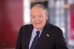 First 50 Funds: John C. Bogle founder of Vanguard and pioneer of cheap investments for everyone