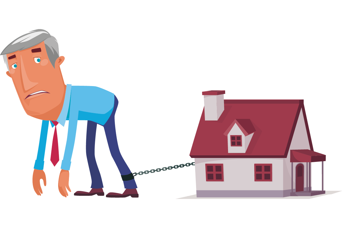 Help! I want to retire but I haven't paid off my mortgage