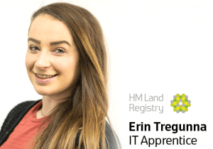 Inspiring and rewarding: my life as an HM Land Registry apprentice