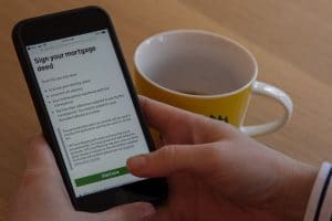 There's growing interest in digital mortgages