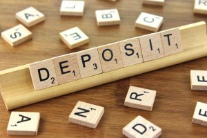 Change of landlord and new deposit information