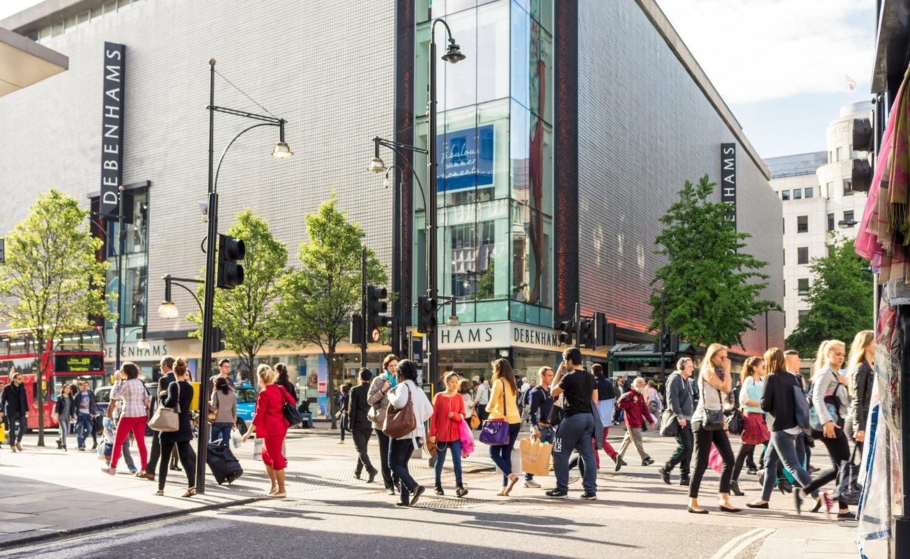 The biggest threat to the future of the British High Street