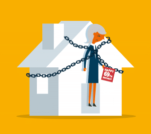 The joy of property ownership…without the property