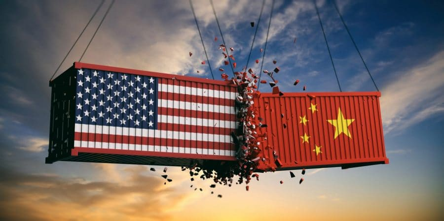 US-China tension escalates as strategist claims China will win the trade war
