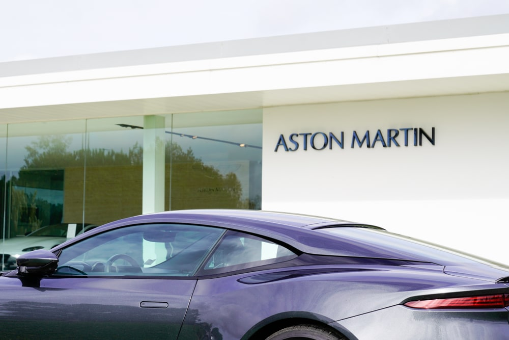Aston Martin to enter Formula One in 2021 amid a £500m rescue deal
