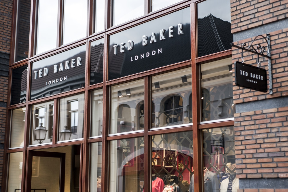 Investigation into Ted Baker stock discovers £58m hole in accounts