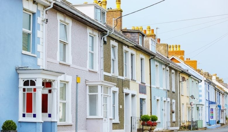 uk housing market sees busiest month in ten years