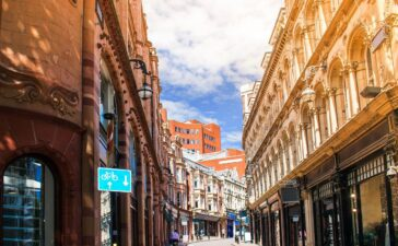 how the high street could deliver new homes