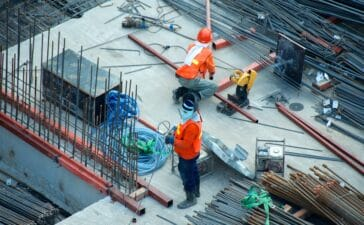 Output volumes for the UK's construction have been rising steadily, according to statistics from IHS Markit.